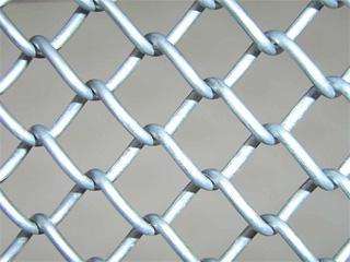 镀锌菱形网