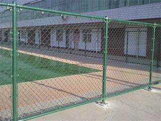 菱形网围栏